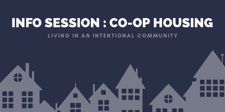 Info Session: Housing Co-op tickets
