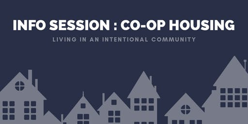 Info Session: Housing Co-op