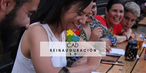 Reinauguración CAD 2.0