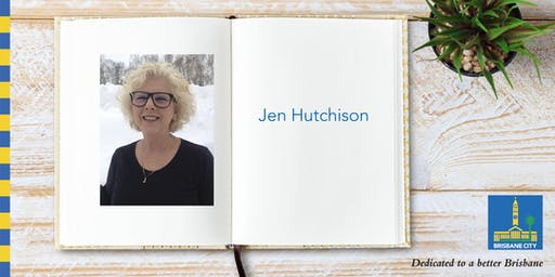Meet Jen Hutchison - Indooroopilly Library