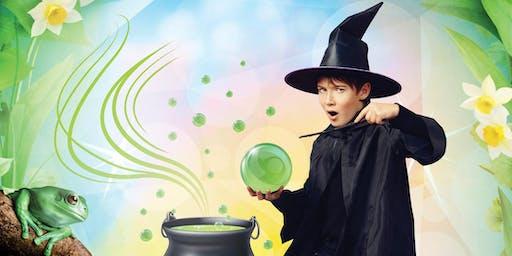 Hocus Pocus Abracadabra!