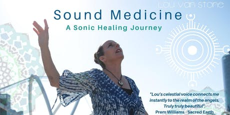 Sound Medicine - A Sonic Healing Journey tickets