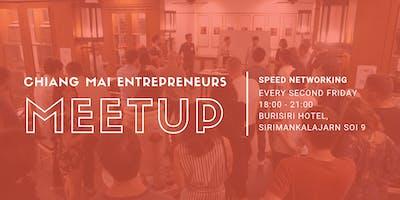 Chiang Mai Entrepreneurs Meetup #15