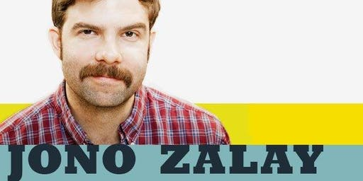 LaZoom Comedy: Jono Zalay (FRIDAY)