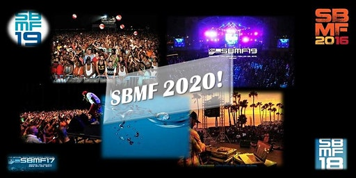 20th Annual Soul Beach Music Festival ~ Memorial Day Weekend 2020!