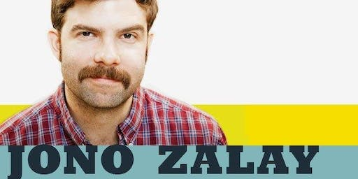 LaZoom Comedy: Jono Zalay (SATURDAY)