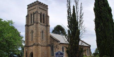 Churches of Beechworth tickets