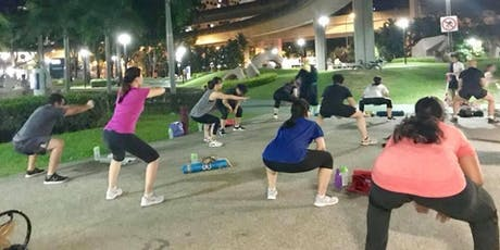 Sengkang Outdoor Fitness + 26 Locations Islandwide tickets