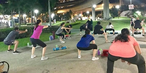 Sengkang Outdoor Fitness + 26 Locations Islandwide