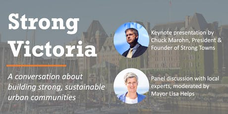 Strong Victoria: Urban Development for Resilient Communities tickets