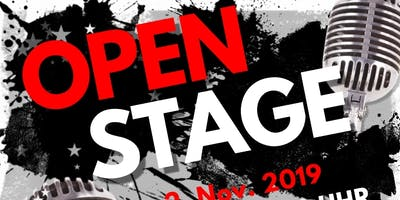 OPEN STAGE - SHOW YOU'RE TALENT PRESENTED BY CLUB EVENT OBERHAUSEN