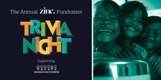 Mission Cambodia Trivia Night