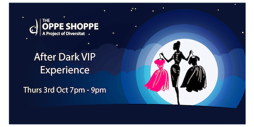 Oppe Shoppe After Dark