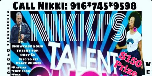 Nikki's Talent Showcase
