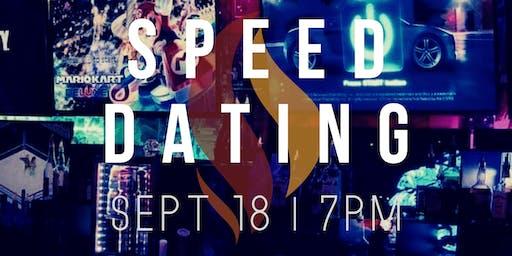Nerd Speed Dating - September 18, 2019
