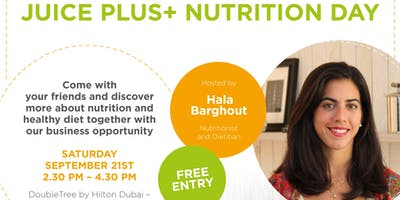 JUICE PLUS+ Nutrition Day