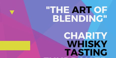 "Charity Whisky Tasting: ""The Art of Blending"" supporting Sydenham Arts tickets"