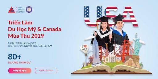 [Tp.HCM] Triển Lãm Du Học Mỹ & Canada Mùa Thu 2019