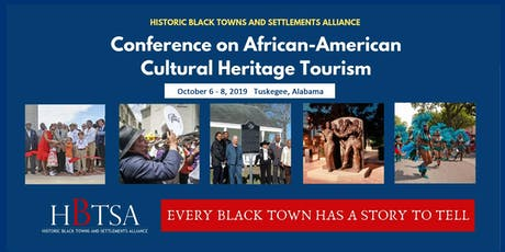 Conference on African American Cultural Heritage Tourism tickets