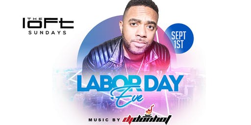 Loft Sundays | DJ DON HOT| Ladies Free All Night
