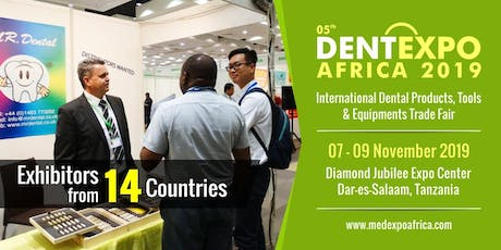 04th Dentexpo Tanzania 2019 tickets
