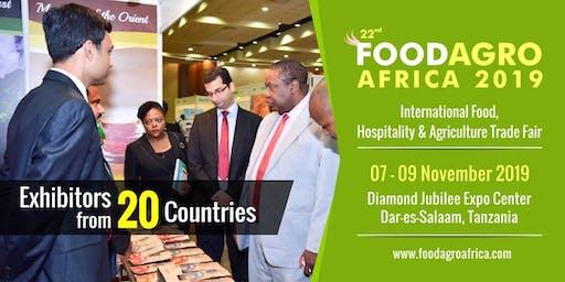 22nd Foodagro Tanzania 2019