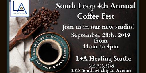 L+A Healing Studio Presents: Coffee Fest 2019