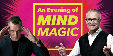 Mind Magic Show - Mulgrave Country Club tickets