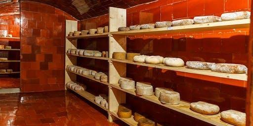 Tast de vins i formatges i visita a l'Obrador Xerigots