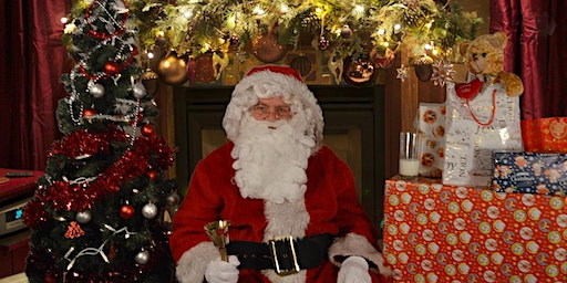 Santa at the Station - Sunday 15th December 2019