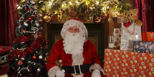Santa at the Station - Saturday 21st December 2019