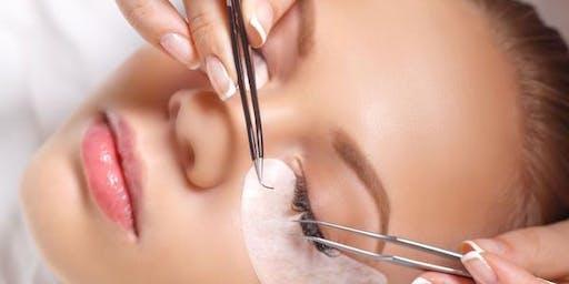 Houston Classic Eyelash Extension plus Lash Lift&Tint Training