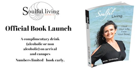 AnnieD's Official Book Launch Evening tickets