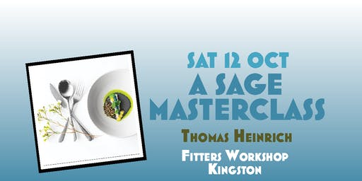 Springfest: A Sage Masterclass with Thomas Heinrich