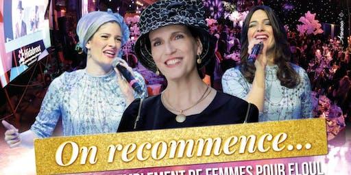 Grand rassemblement de femmes pour Eloul
