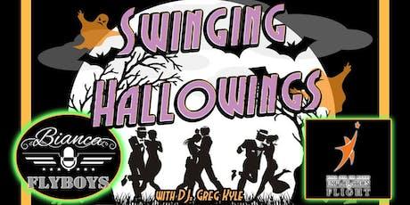 Haunted Museum Hangar Dance- Swinging Hallowing tickets