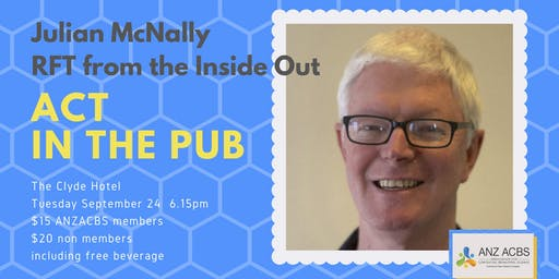 ACT in the Pub - ANZ ACBS Victoria