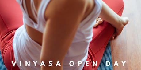 Vinyasa Open Day - Lezione Counted Flow biglietti