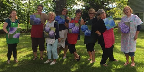 Foxglove Hollow's Paint with Me- Hydrangea tickets