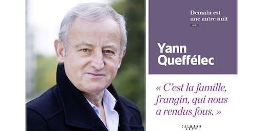 Rencontre et dédicace : Rentrée littéraire - Yann Queffélec