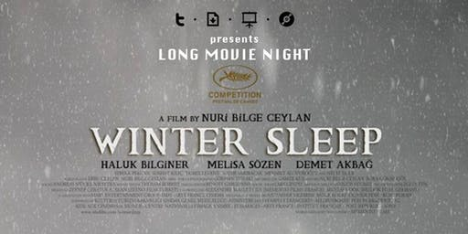 "TDSC presents ""Kis Uykusu (Winter Sleep) 2014"""