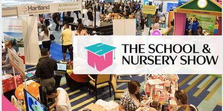 The Dubai School & Nursery Show | October 4th & 5th 2019 | Daily 11am - 5pm tickets