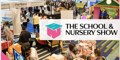 The Dubai School & Nursery Show | October 4th & 5th 2019 | Daily 11am - 5pm