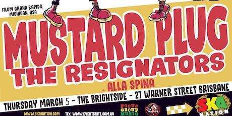 Mustard Plug [ U.S.A. ] tickets