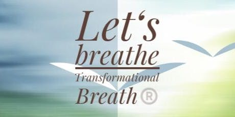 Let's breathe - Transformational Breath® Atem-Workshop Tickets