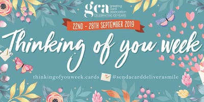 Thinking of You Week: Create a Personalised Greeting Card