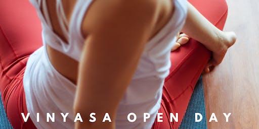 Vinyasa Open Day - Lezione di Vinyasa Flow
