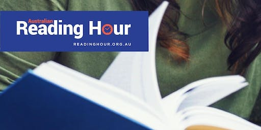Read at Rigby - Australian Reading Hour