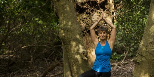 Yoga in Nature arrives at RSPB Minsmere