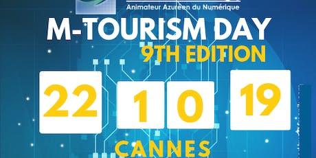 Journée m-Tourisme 2019 billets